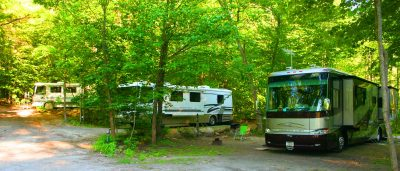 Historic Valley Campground